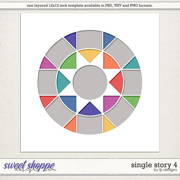 Single Story 4 by LJS Designs