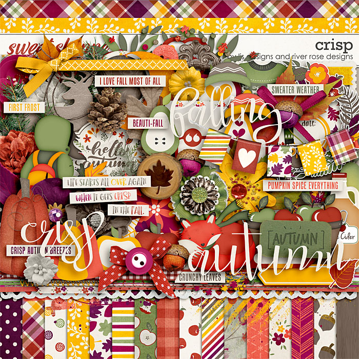 Crisp Kit by LJS Design & River Rose Designs