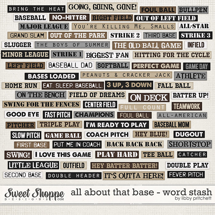 All About That Base Word Stash by Libby Pritchett