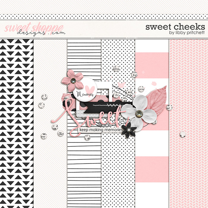 Sweet Cheeks by Libby Pritchett