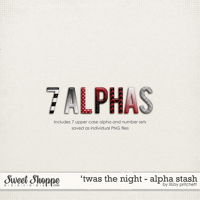 'Twas The Night - Alpha Stash by Libby Pritchett