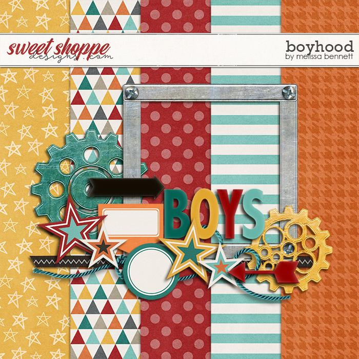 Boyhood by Melissa Bennett