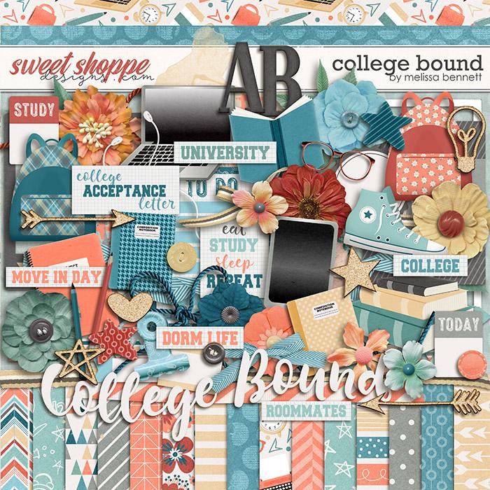 College Bound by Melissa Bennett