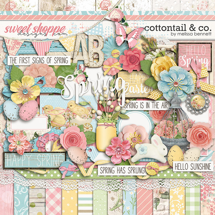 Cottontail & Co. by Melissa Bennett