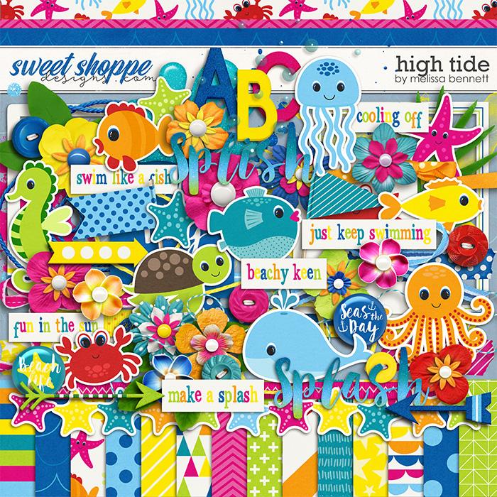 High Tide by Melissa Bennett