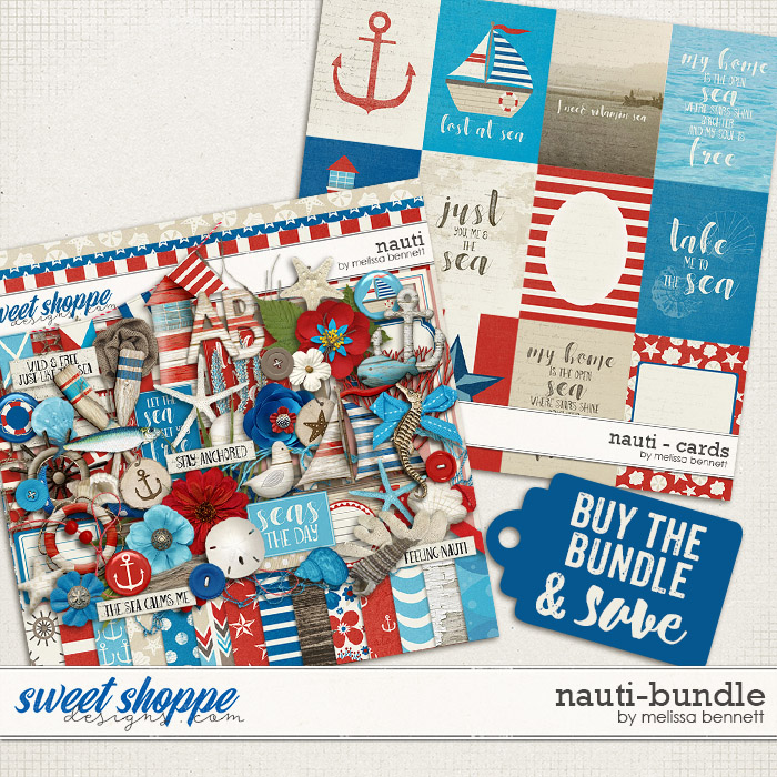Nauti Bundle by Melissa Bennett