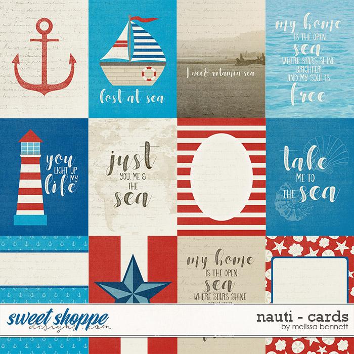 Nauti Cards by Melissa Bennett