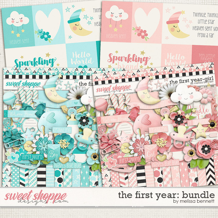 The First Year: Bundle by Melissa Bennett