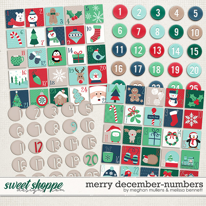 A Merry December-Dates by Melissa Bennett and Meghan Mullens