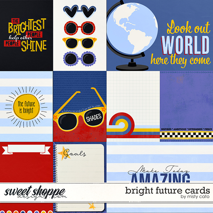 Bright Future Cards by Misty Cato