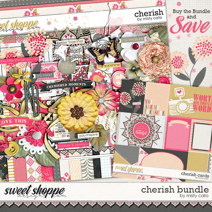 Cherish Bundle by Misty Cato