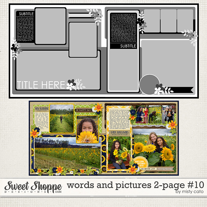 Words and Pictures 2-Page #10 by Misty Cato