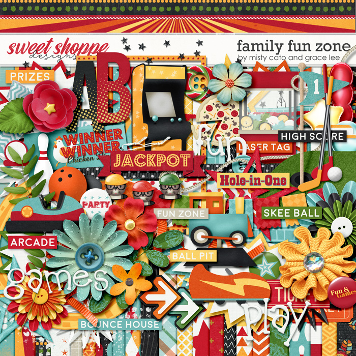 Family Fun Zone by Misty Cato and Grace Lee