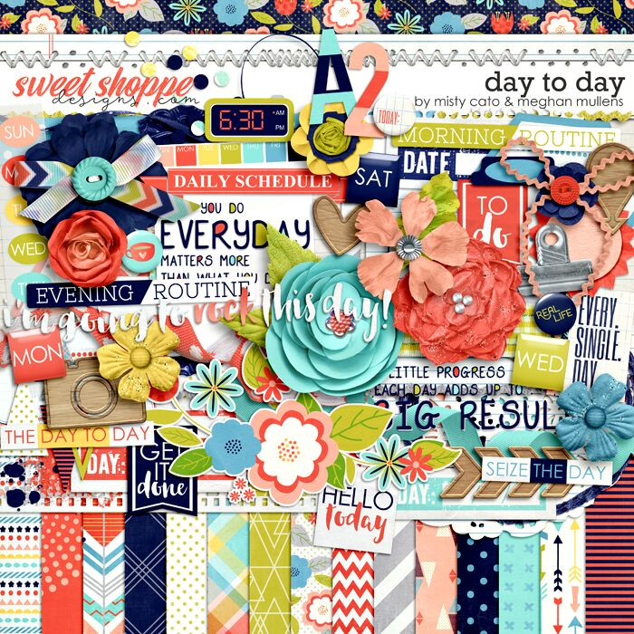 Day to Day by Meghan Mullens and Misty Cato