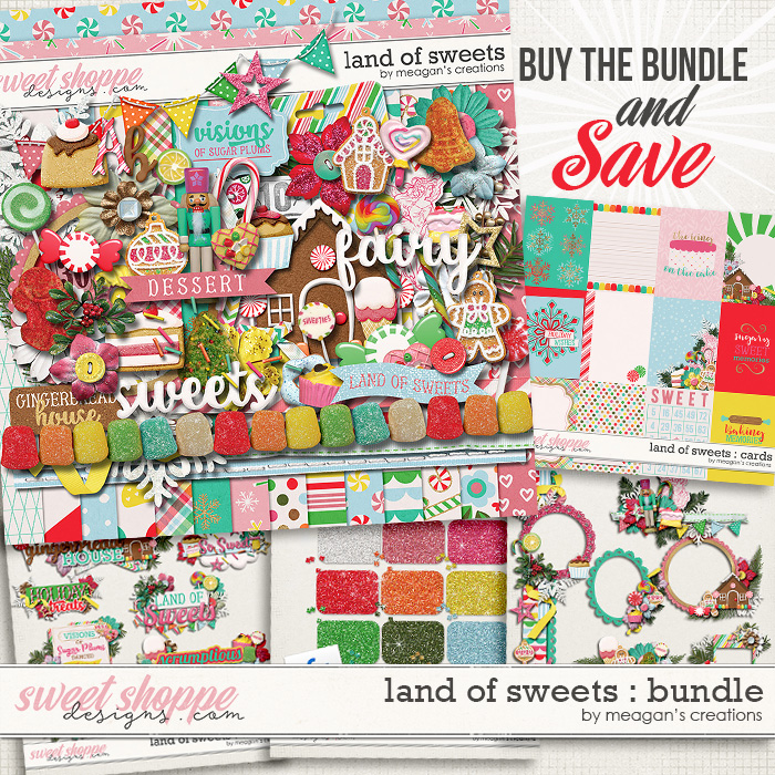 Land of Sweets : Bundle by Meagan's Creations