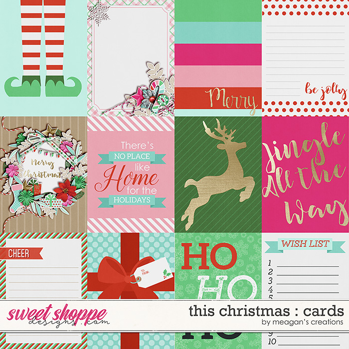 This Christmas : Cards by Meagan's Creations