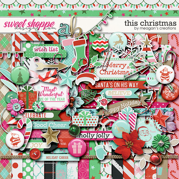 This Christmas by Meagan's Creations