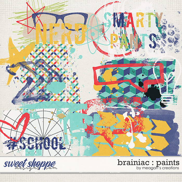 Brainiac : Paints by Meagan's Creations