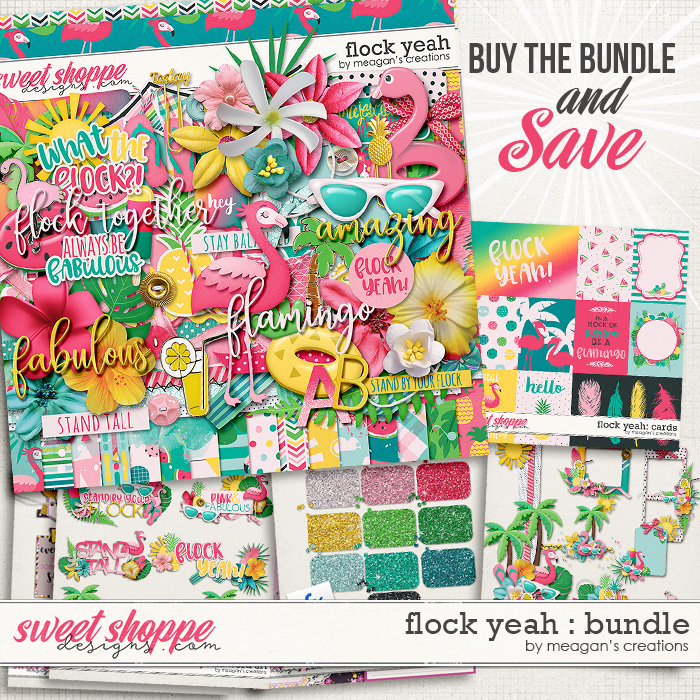 Flock Yeah: Collection Bundle by Meagan's Creations