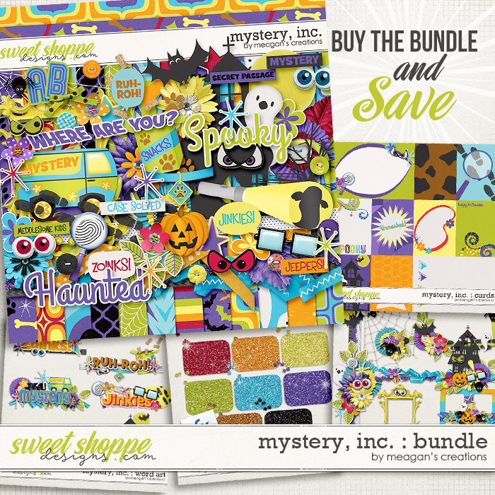 Mystery, Inc. : Bundle by Meagan's Creations