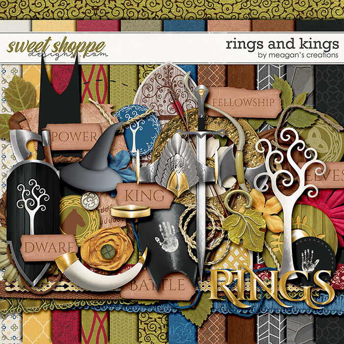 Rings and Kings by Meagan's Creations