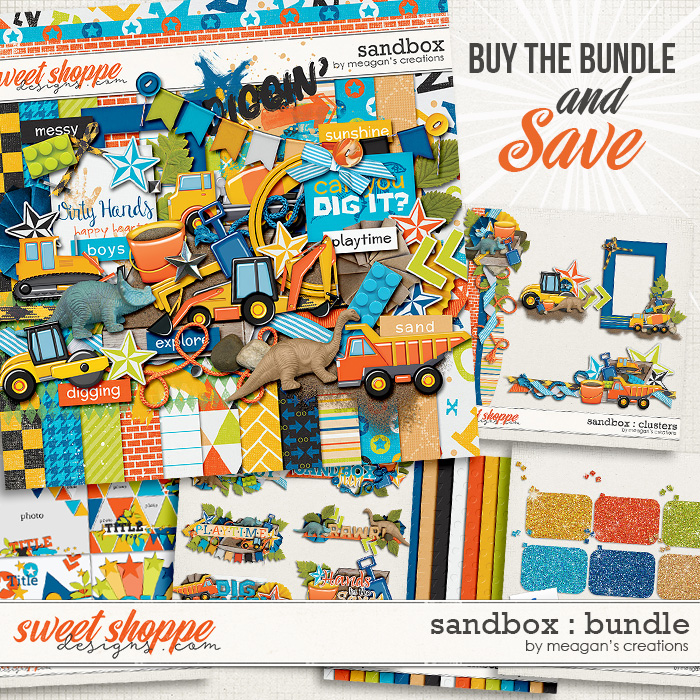 Sandbox : Bundle by Meagan's Creations