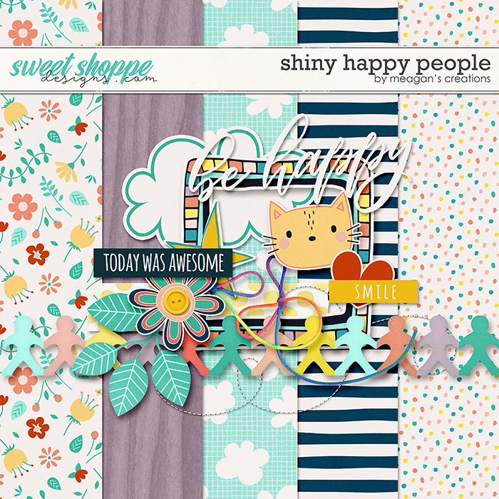 Shiny Happy People by Meagan's Creations