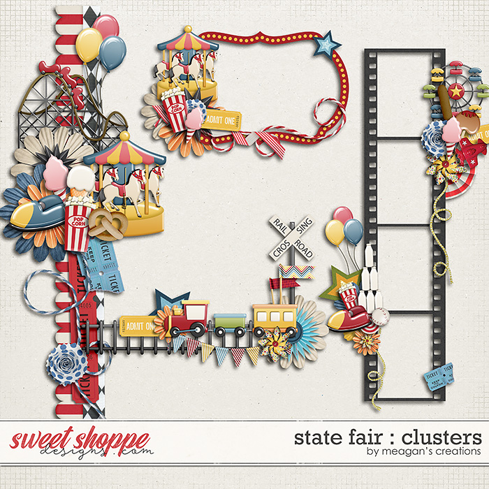 State Fair : Clusters by Meagan's Creations