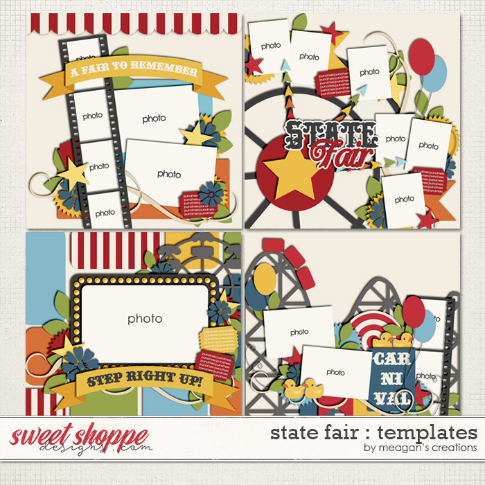 State Fair : Templates by Meagan's Creations