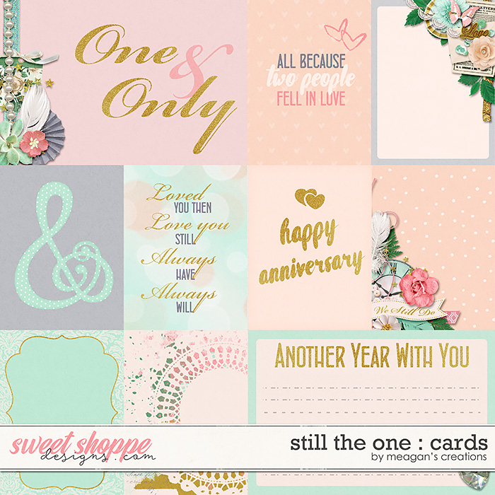 Still the One : Cards by Meagan's Creations