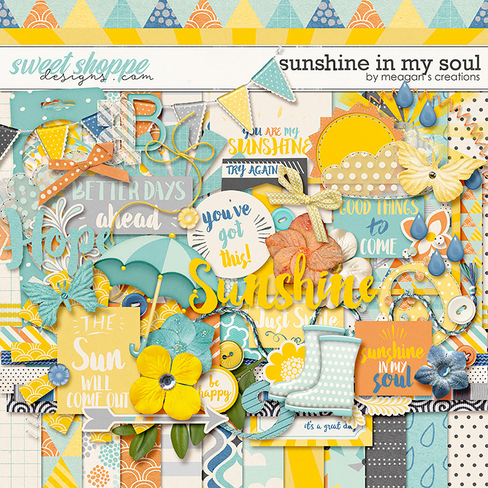 Sunshine in My Soul by Meagan's Creations