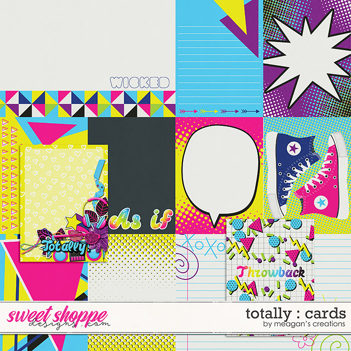 Totally : Cards by Meagan's Creations