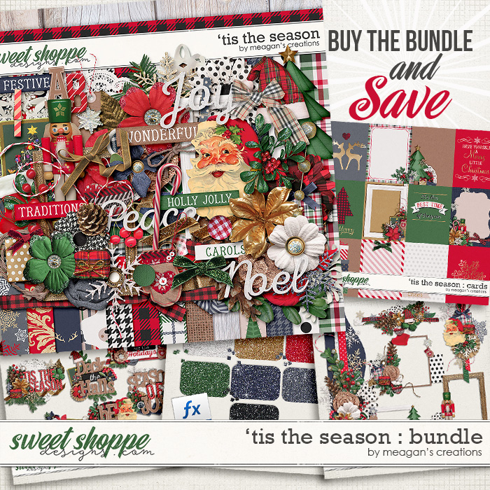 'Tis the Season : Bundle by Meagan's Creations