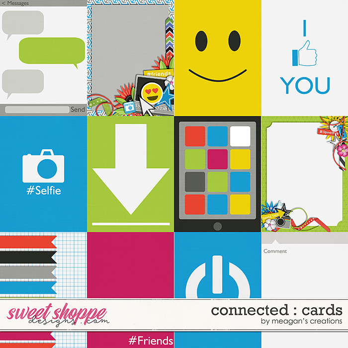 Connected : Cards by Meagan's Creations