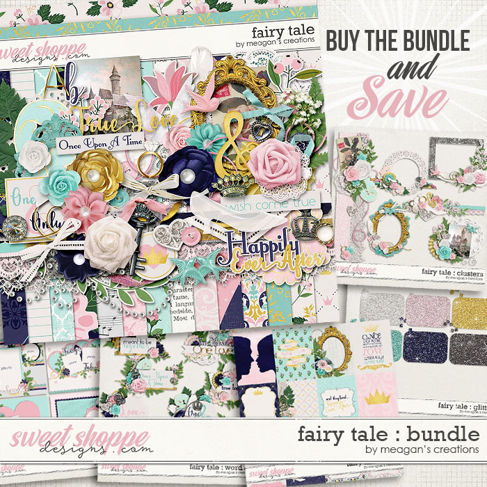 Fairy Tale : Bundle by Meagan's Creations