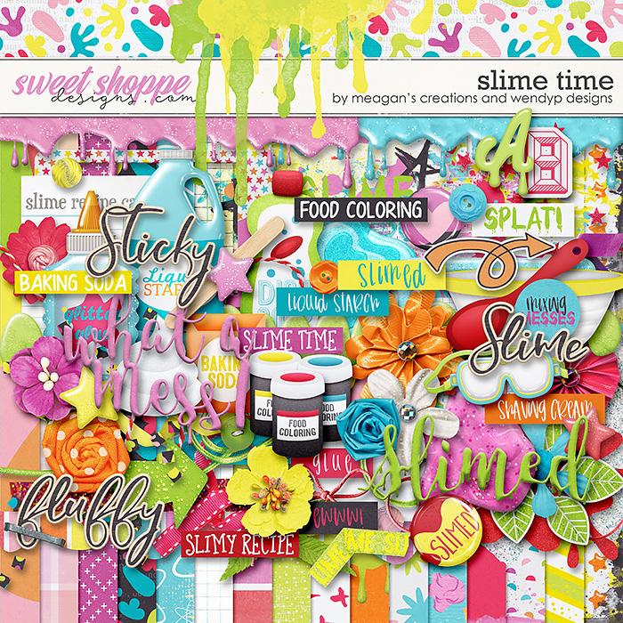 Slime time by Meagan's Creations & WendyP Designs