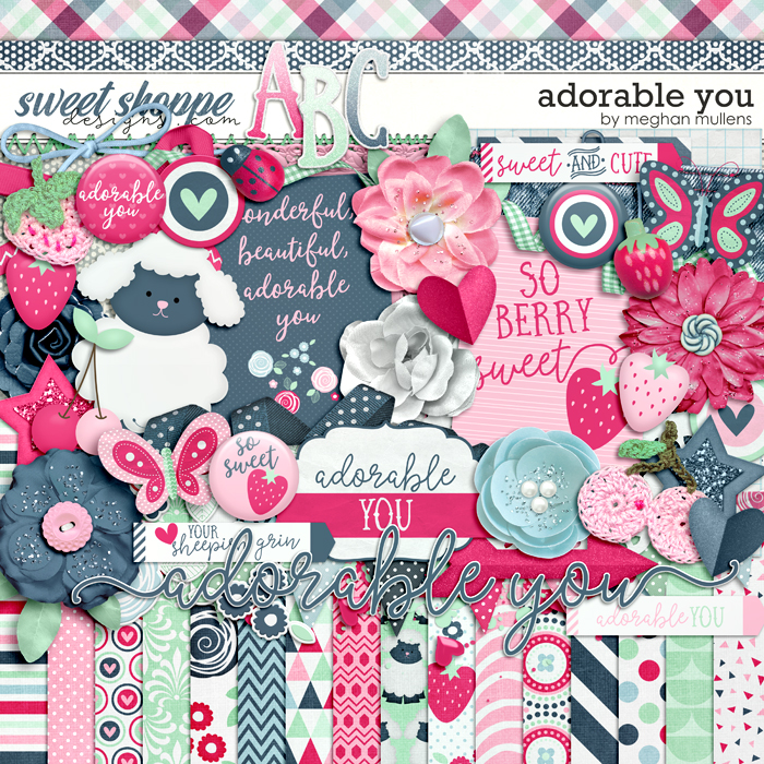 Adorable You by Meghan Mullens