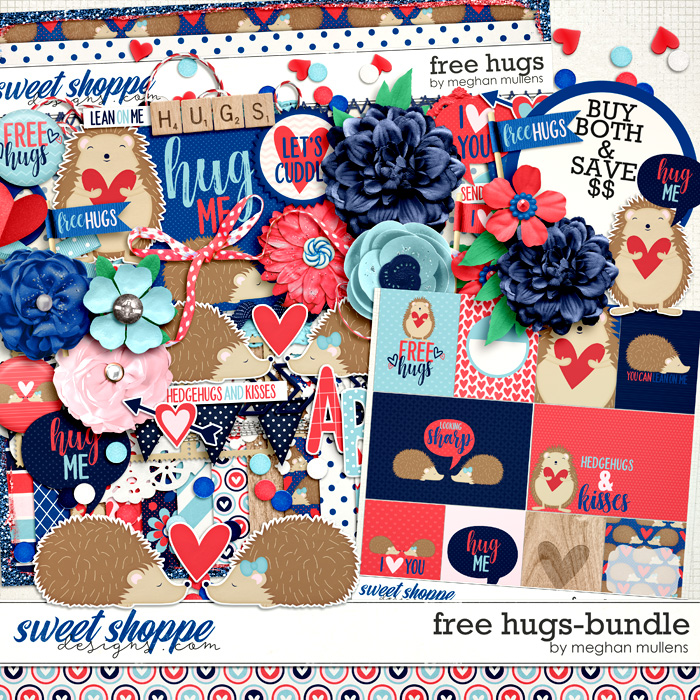 Free Hugs-Bundle by Meghan Mullens