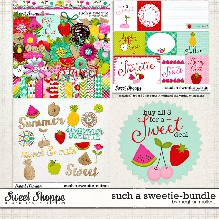 Such A Sweetie-Bundle by Meghan Mullens