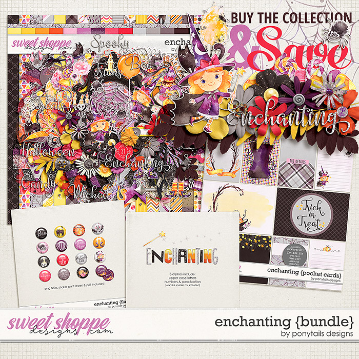 Enchanting Bundle by Ponytails