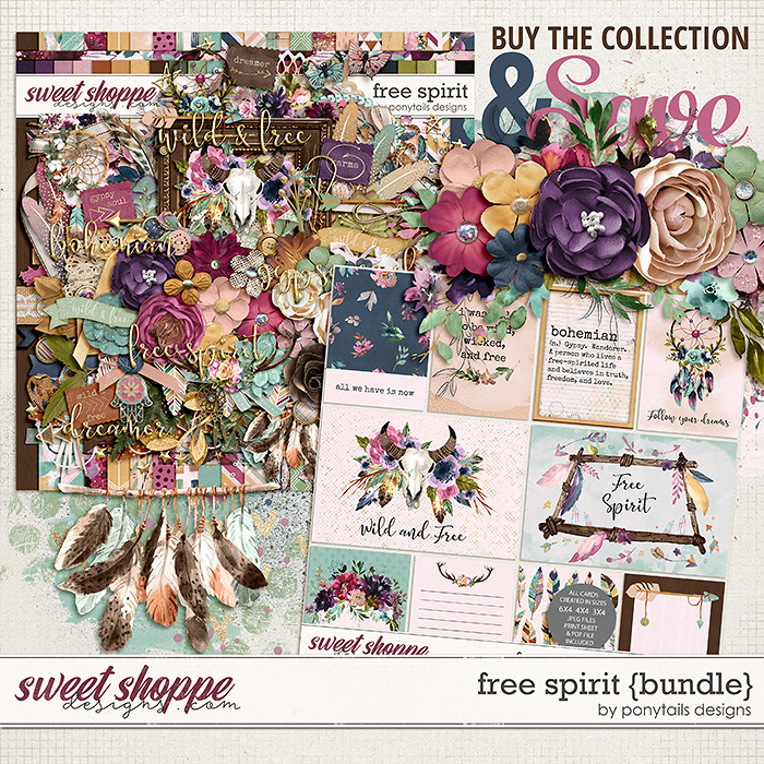 Free Spirit Bundle by Ponytails