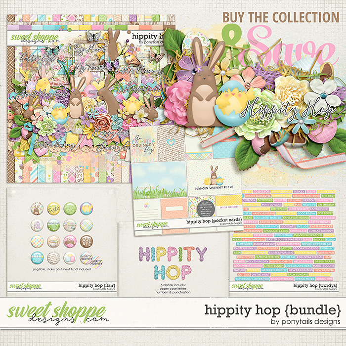 Hippity Hop Bundle by Ponytails