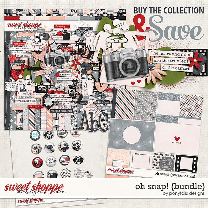 Oh Snap! Bundle by Ponytails