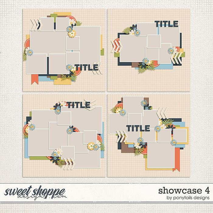 Showcase 4 by Ponytails