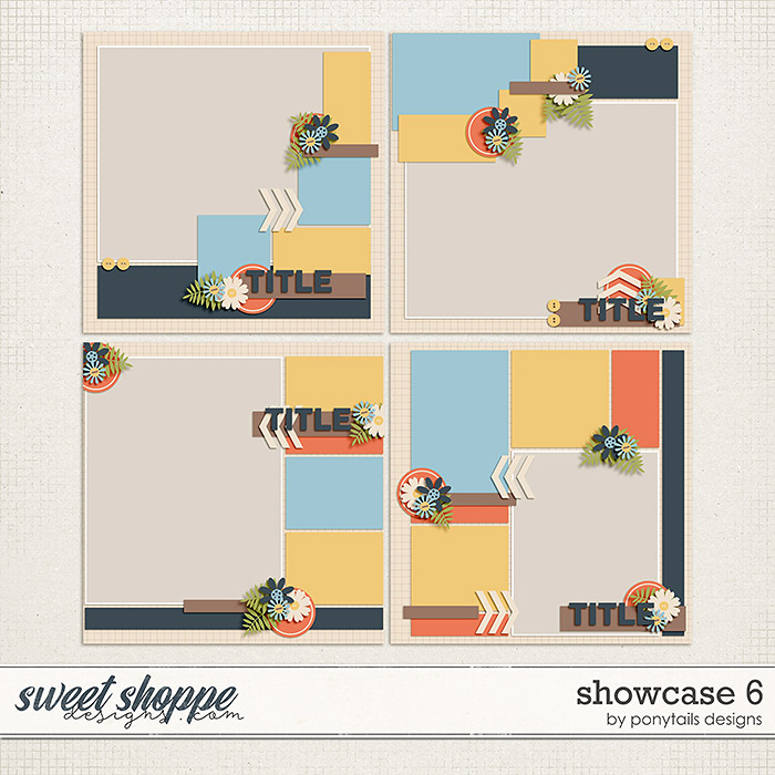 Showcase 6 by Ponytails