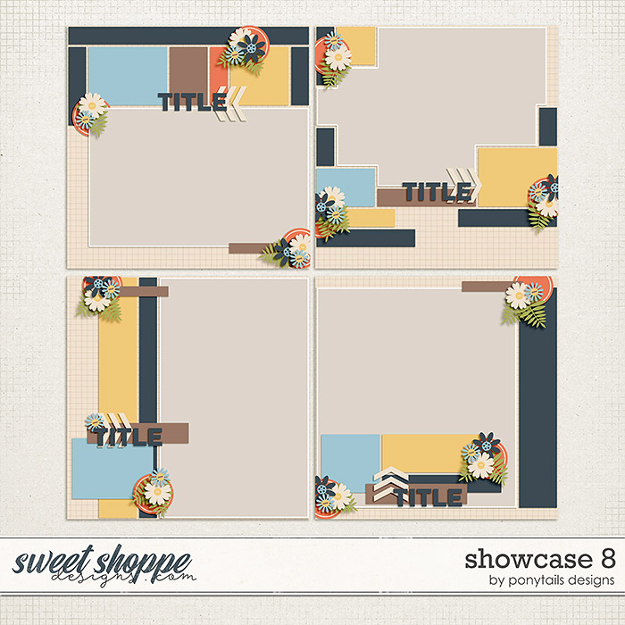 Showcase 8 by Ponytails