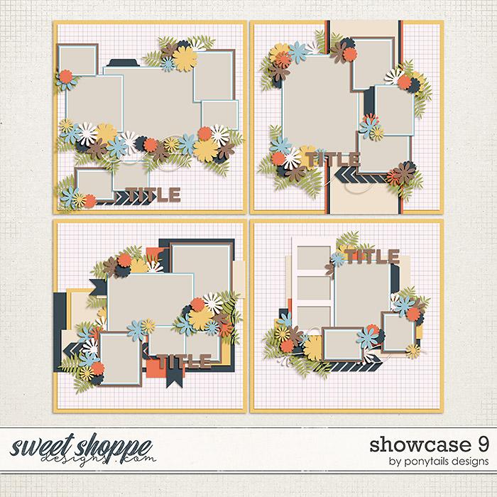 Showcase 9 by Ponytails