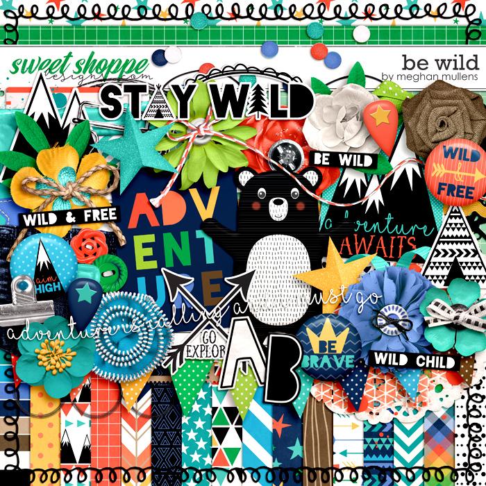 Be Wild-Kit by Meghan Mullens