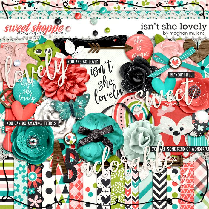 Isn't She Lovely-Kit by Meghan Mullens