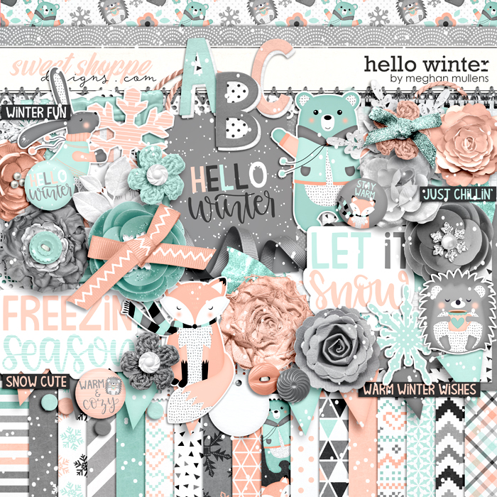 Hello Winter by Meghan Mullens